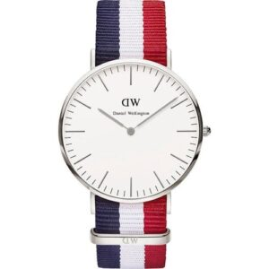 Daniel Wellington Cambridge Silver DW0203