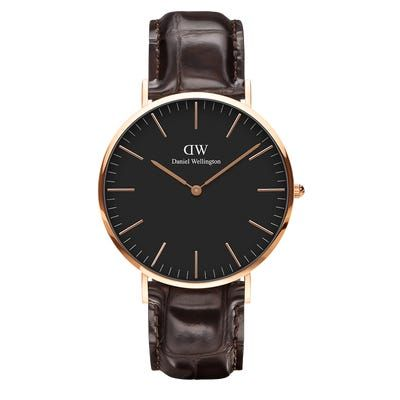 Daniel Wellington Classic Black York DW00100128